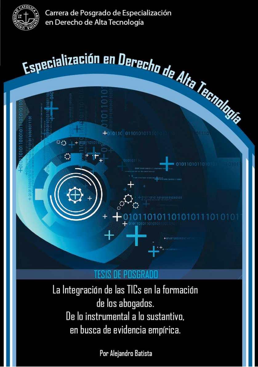 Calaméo - La integración de las TICs en la formación de los Abogados