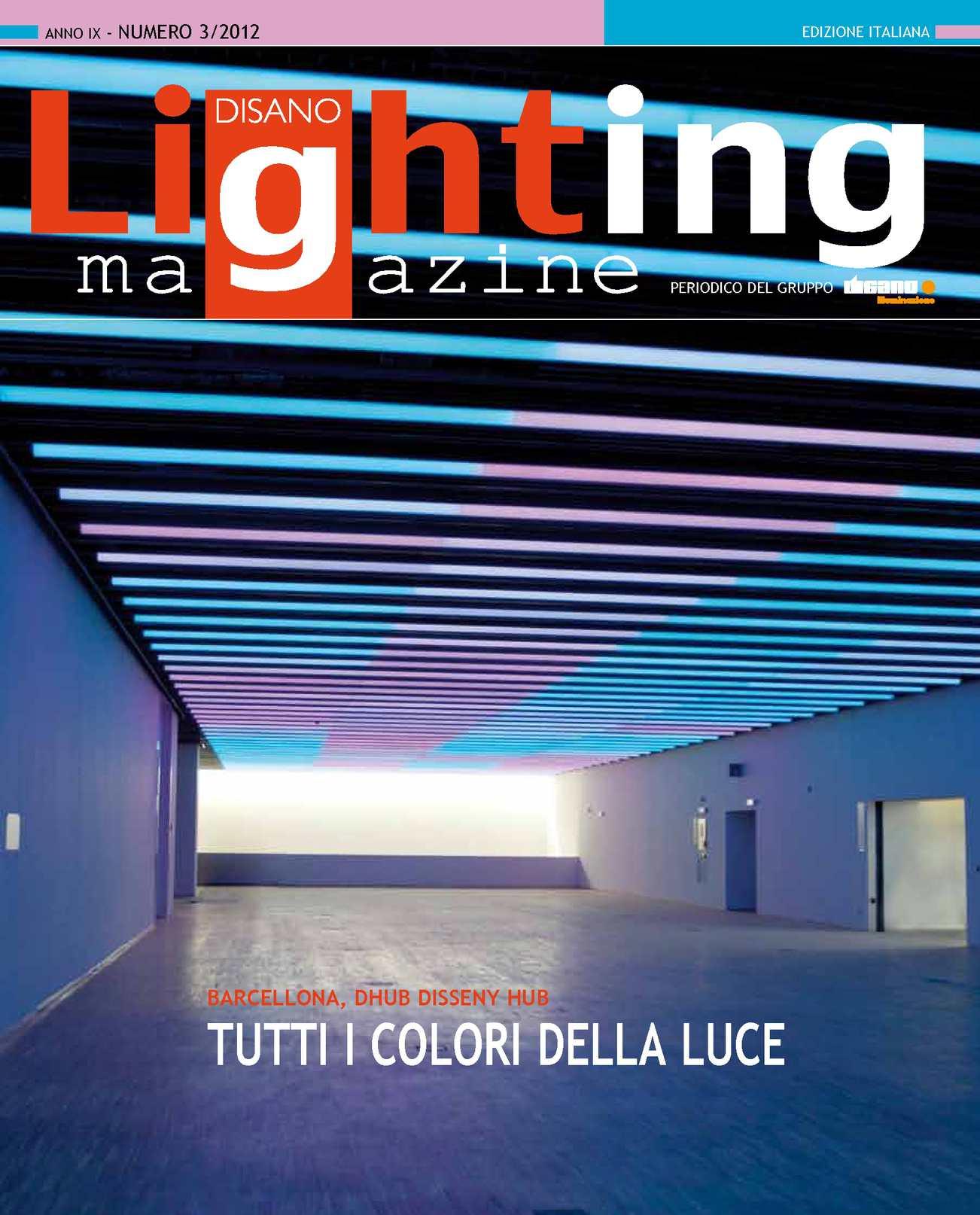 Calam o lighting magazine 27 for Leroy merlin cremona