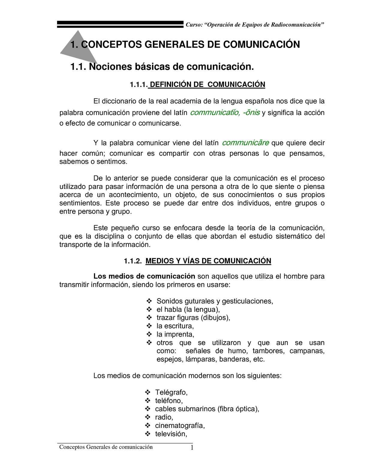 Calaméo - Manual de Radiocomunicasiones