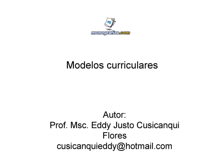 Calaméo - modelos curriculares