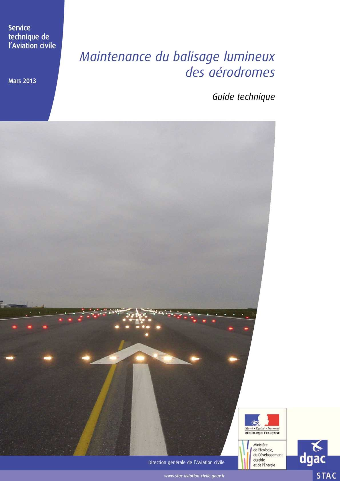 Maintenance du balisage lumineux des aérodromes