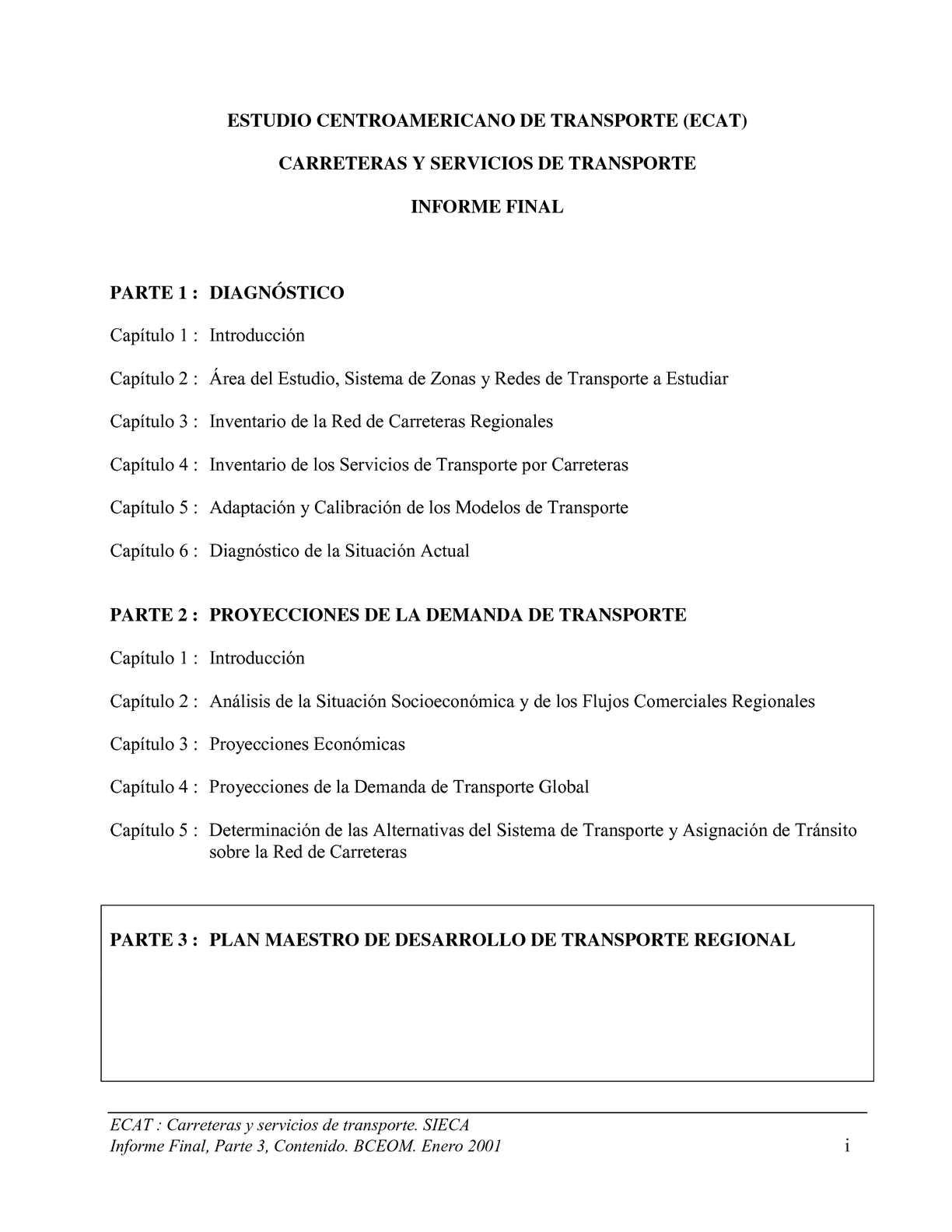 Calaméo - carreteras Plan Maestro Apéndices