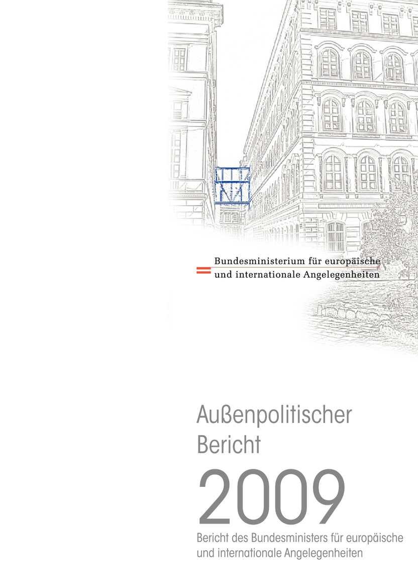 Calaméo - Aussenpolitischer Bericht 2009