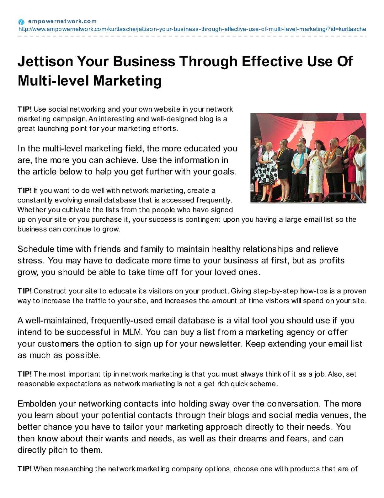 marketing creates needs and wants