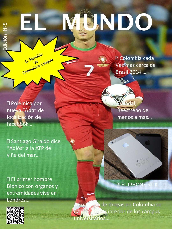 Revista El Mundo (Actualidad)
