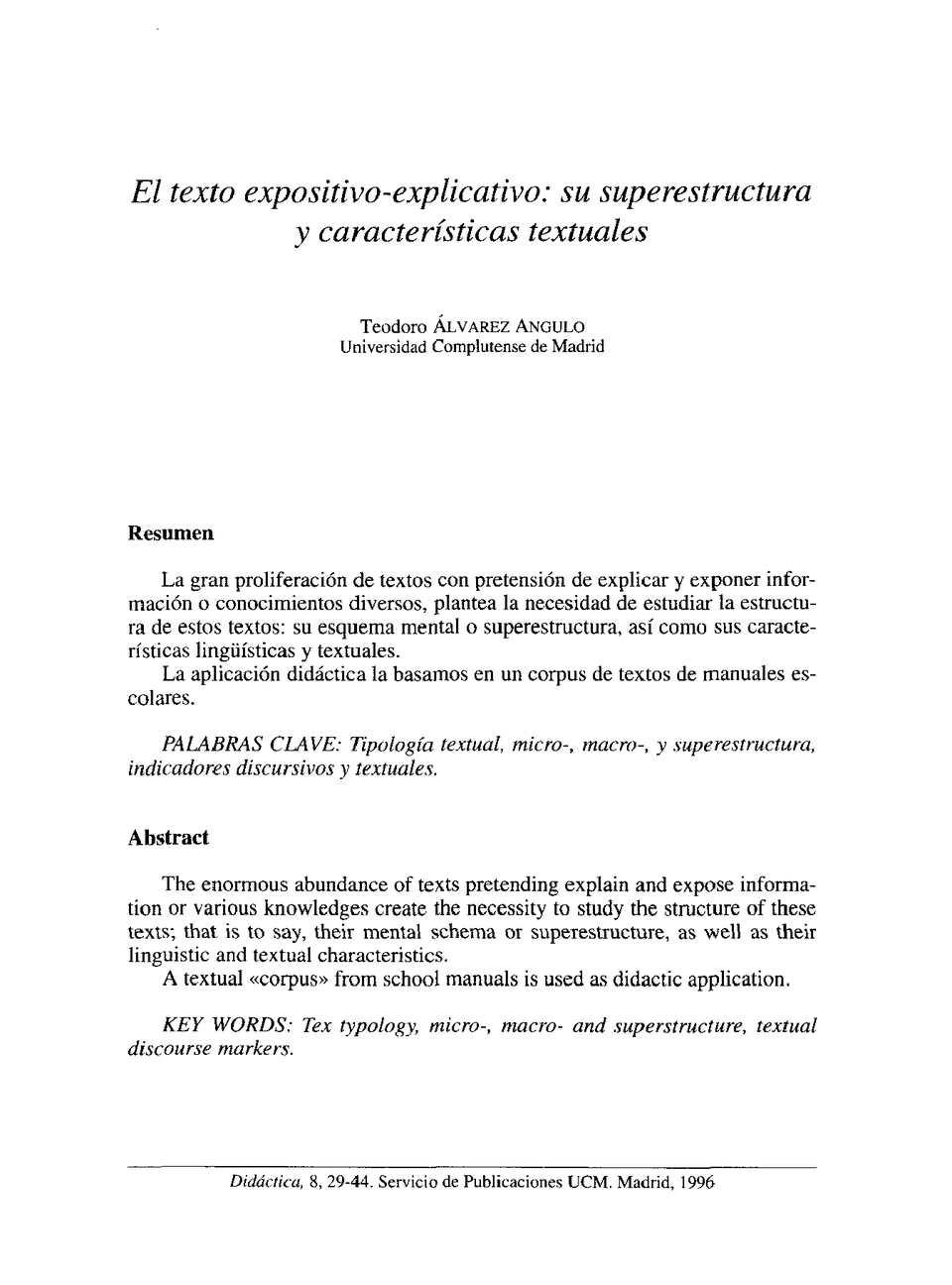 Calaméo - Texto explicativo