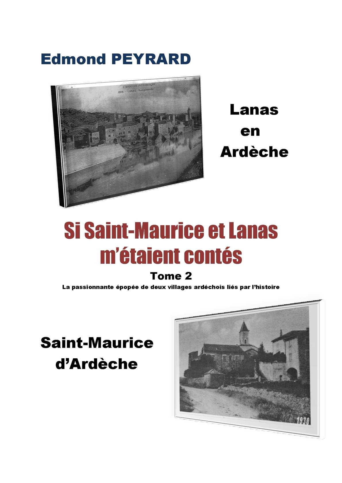 24917a78775f Calaméo - Tome 2 -Si Lanas et Saint-Maurice m étaient contés