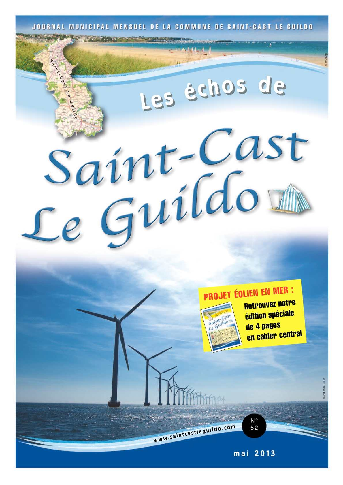 Calam o journal municipal de saint cast le guildo mai 2013 - Office du tourisme saint cast le guildo ...