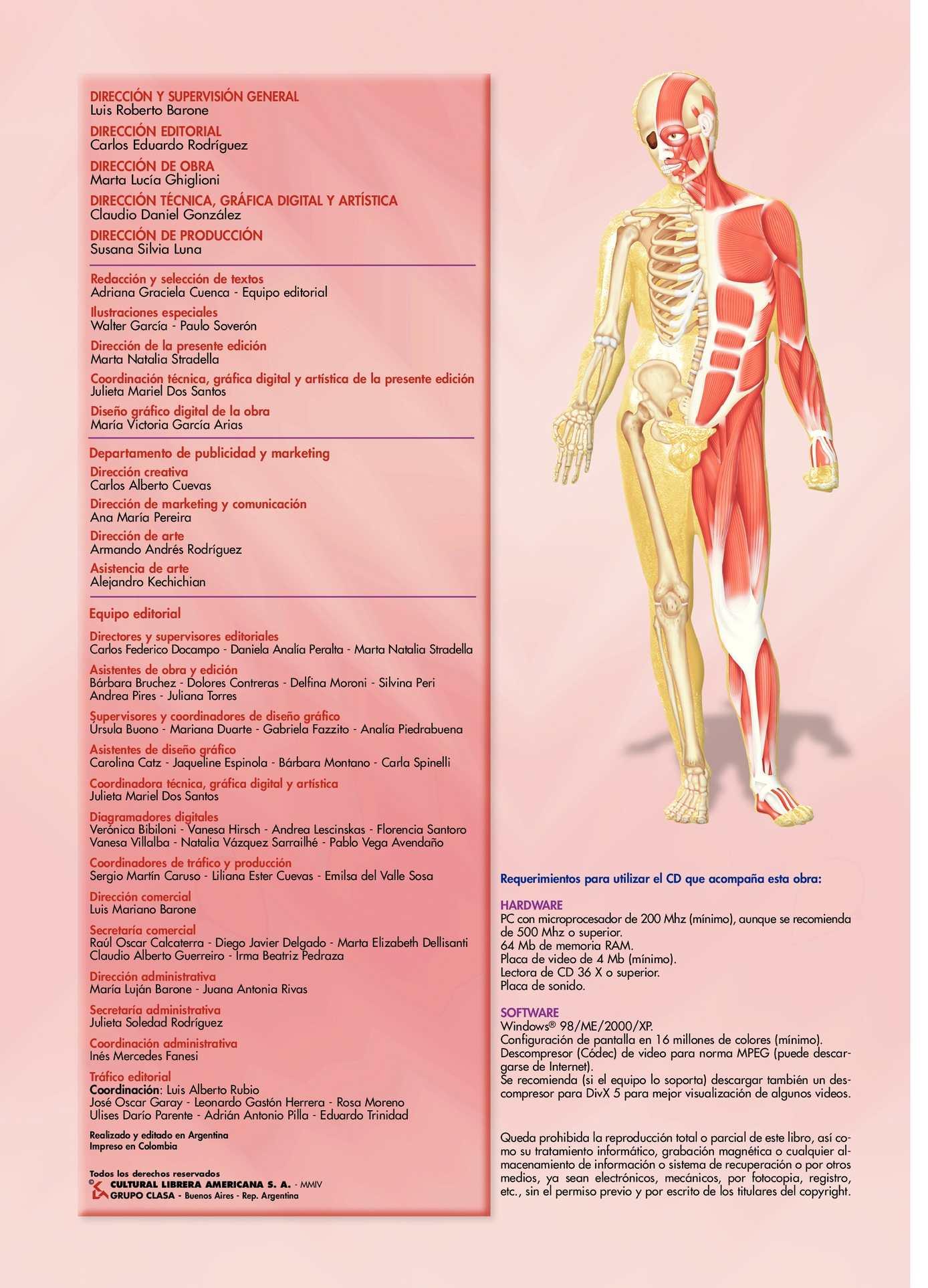 Famoso Agujeros De La Anatomía Humana Y Fisiología Del Libro Foto ...