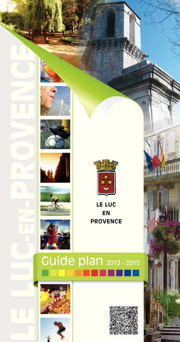 Calameo Guide Du Luc En Provence
