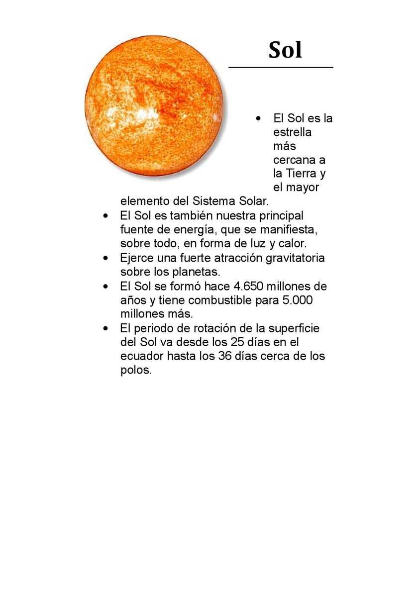 Album sistema solar