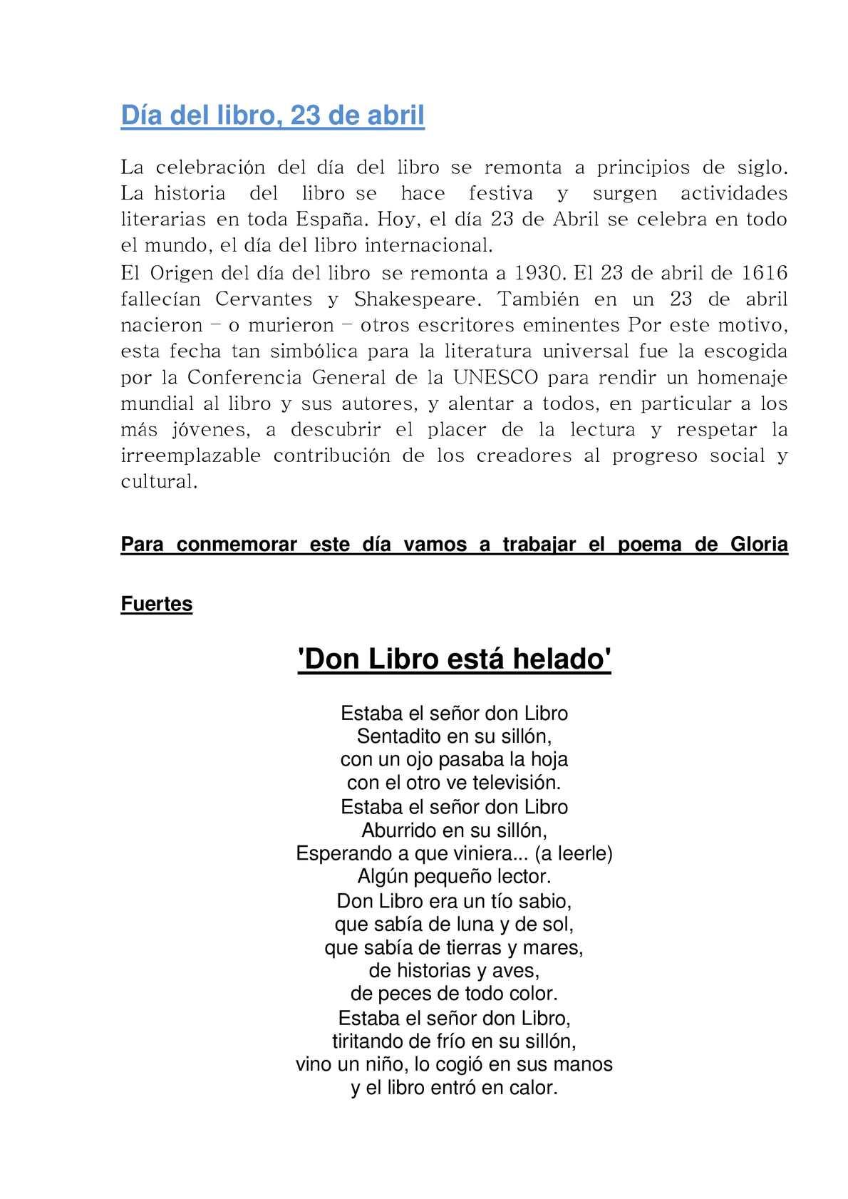 Calaméo - Don Libro está helado