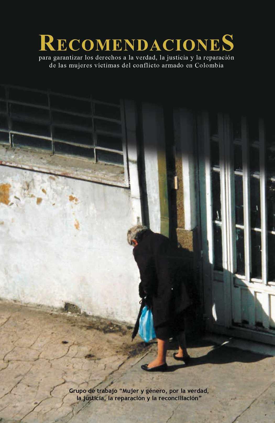 Calaméo - la reparación de las mujeres víctimas del conflicto armado en  Colombia RecomendacioneS 736f4de5b79