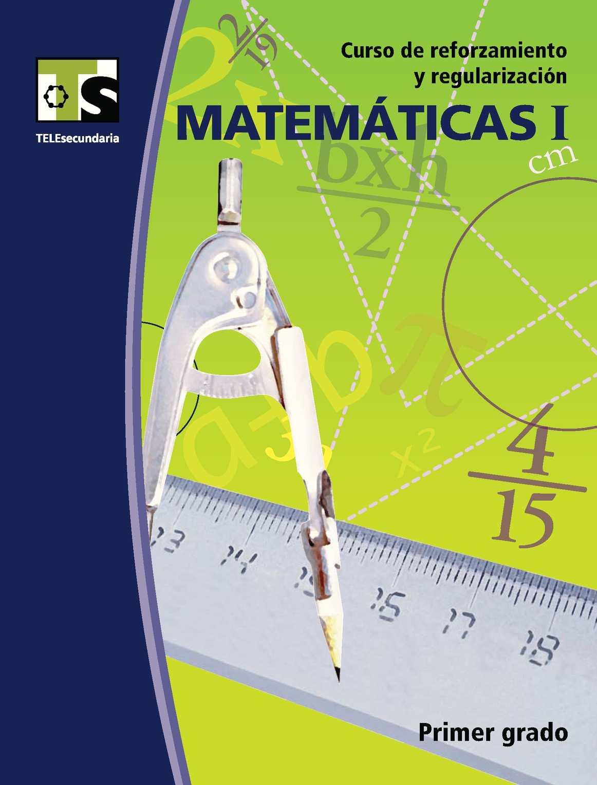 Regularizacion en matematicas 1er grado