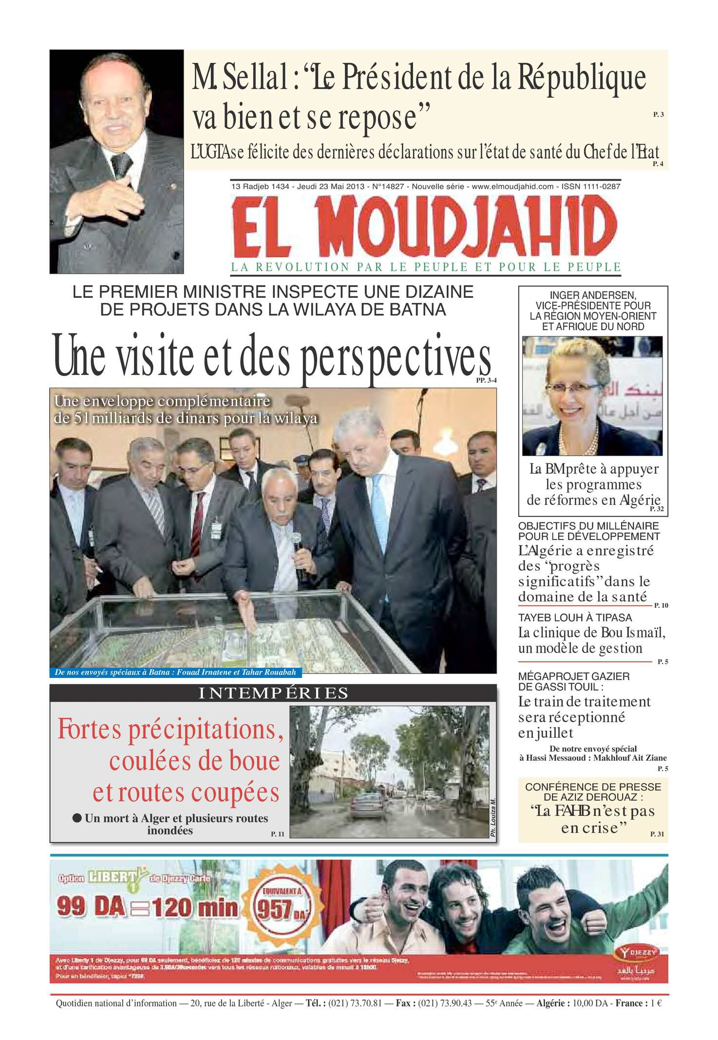 el-moudjahid