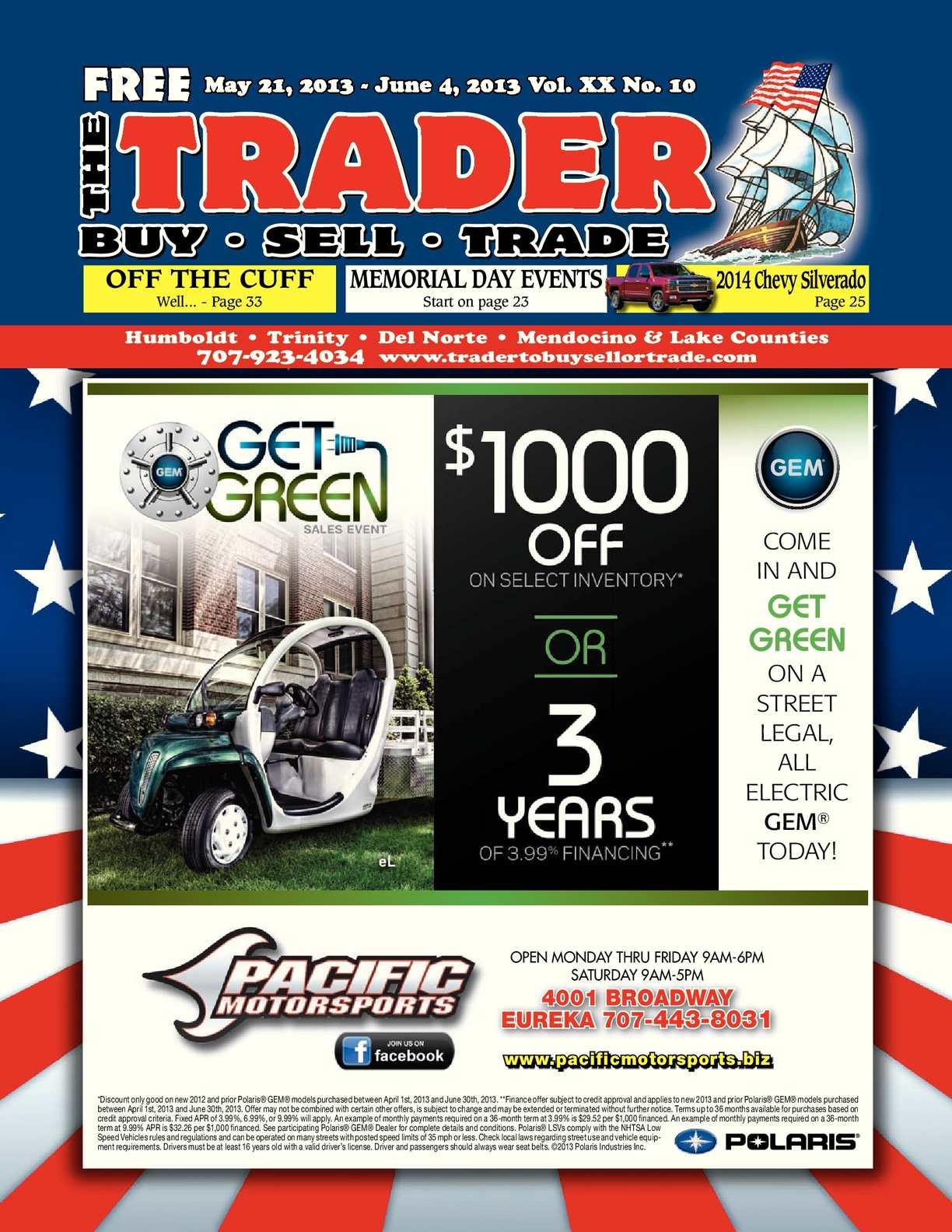 calameo the trader 052113