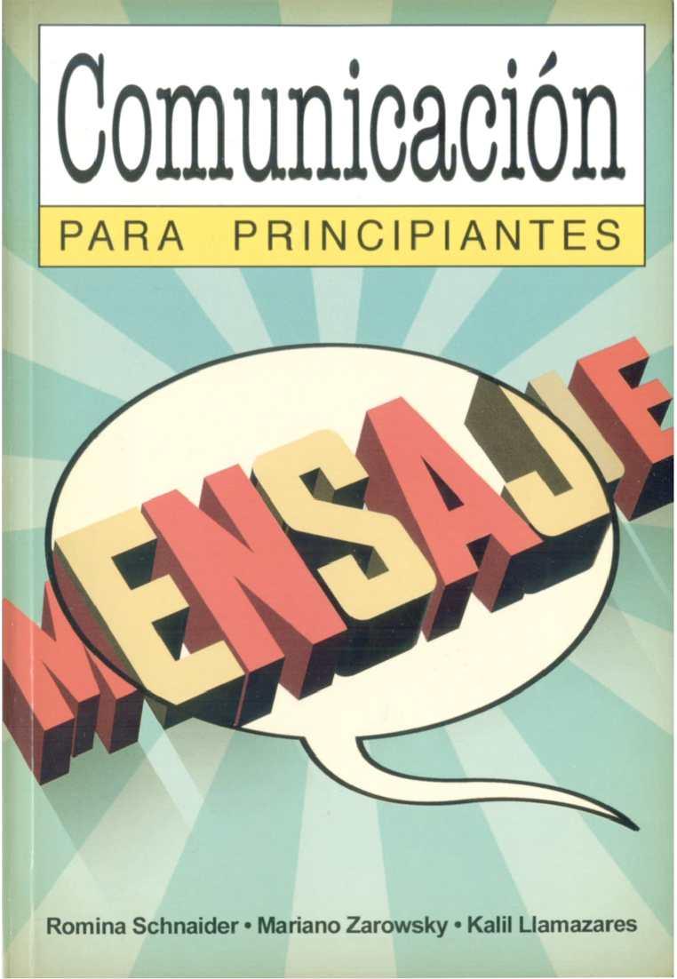 Comunicacion para Principiantes