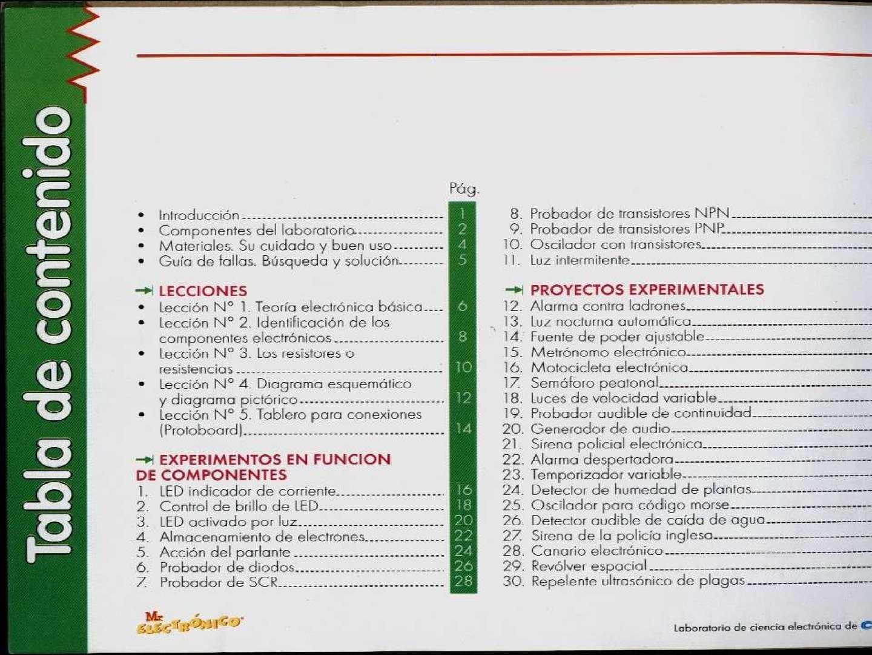Libro Mr Electronico Calameo Downloader Led Circuito Basado Probador De Transistores Page 2