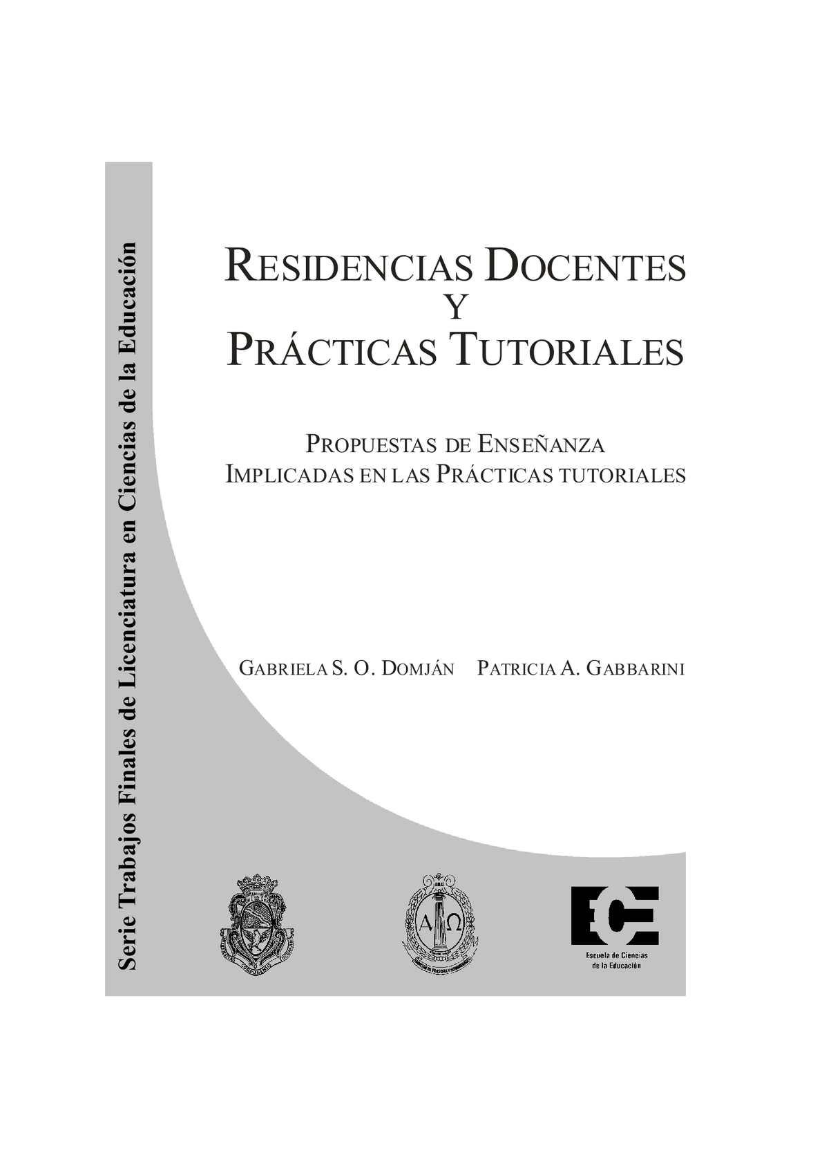 Domjan y Gabarini-Practicum-Docentes-Tutores