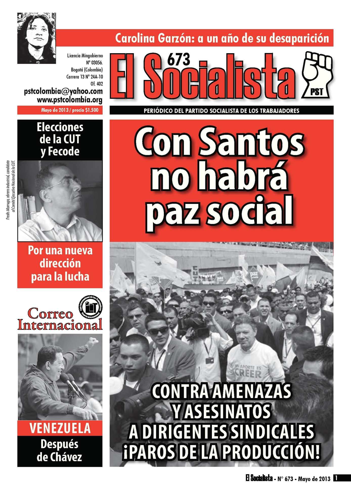 El Socialista 673