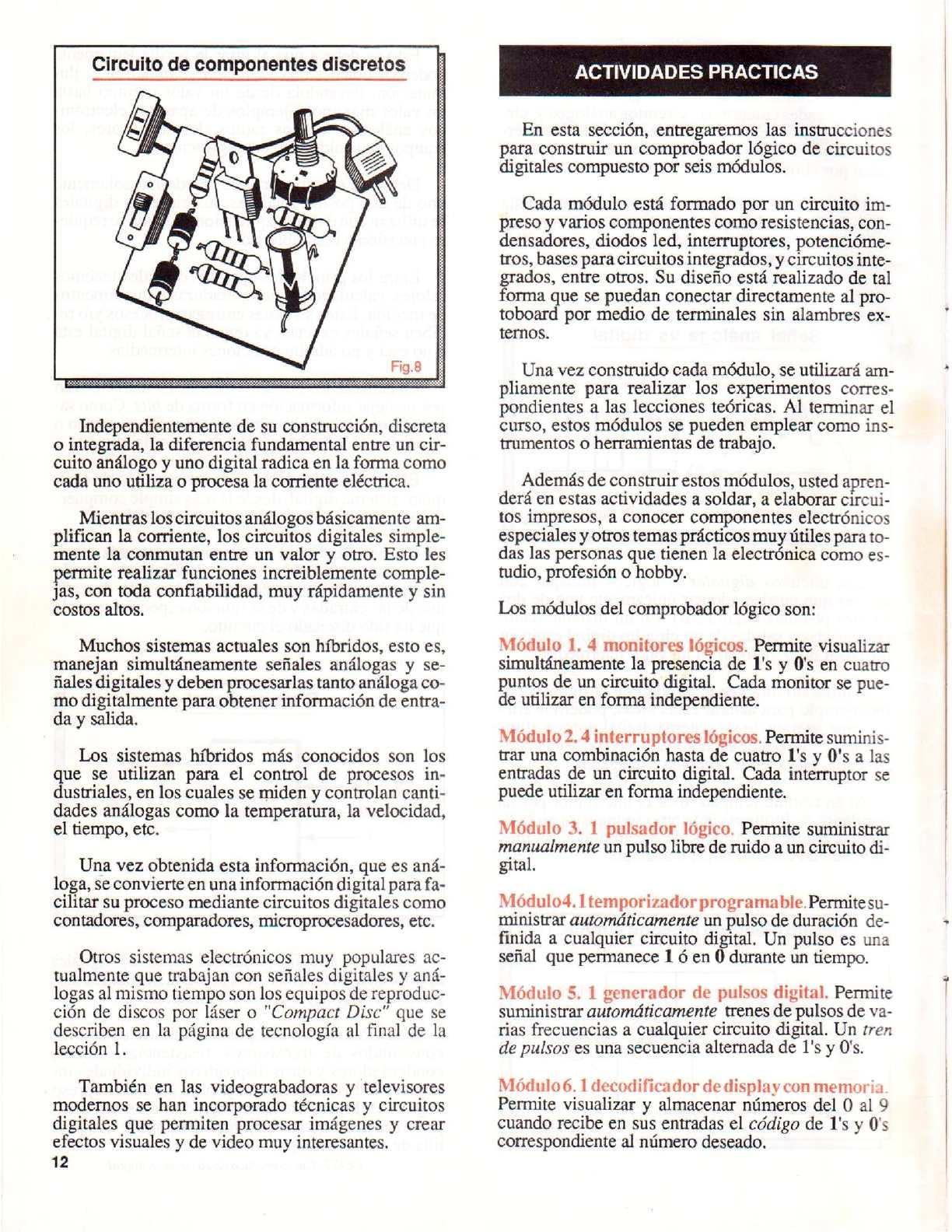 Circuito Discreto : Circuito integrado u wikipédia a enciclopédia livre