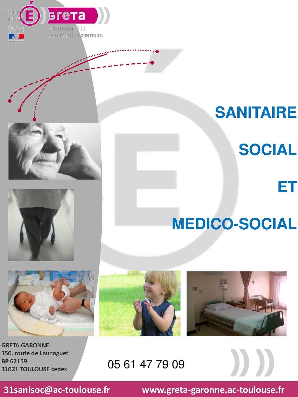 calam 233 o catalogue sanitaire et social