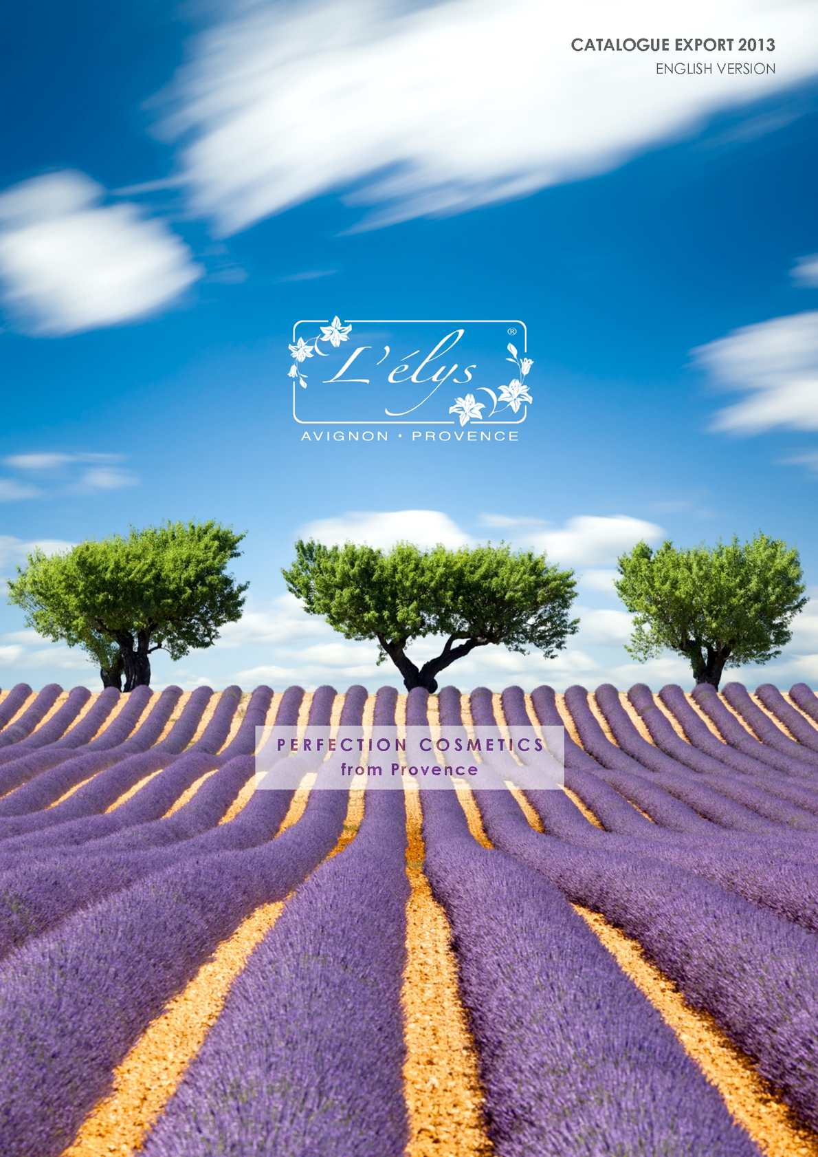 Catalogue L'ELYS EXPORT (PERFECTION COSMETICS FROM PROVENCE)