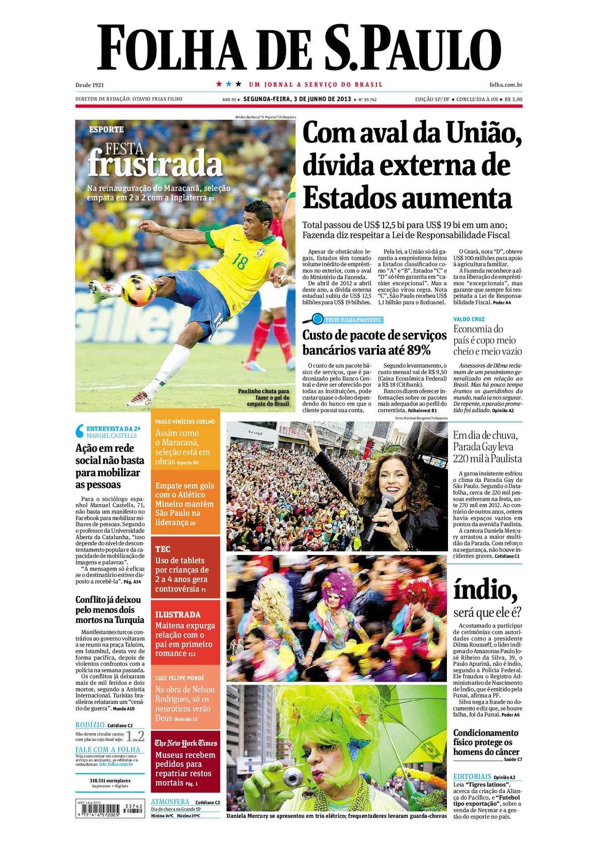 Calaméo - Folha de São Paulo 03-06-2013 7c9aab4da7