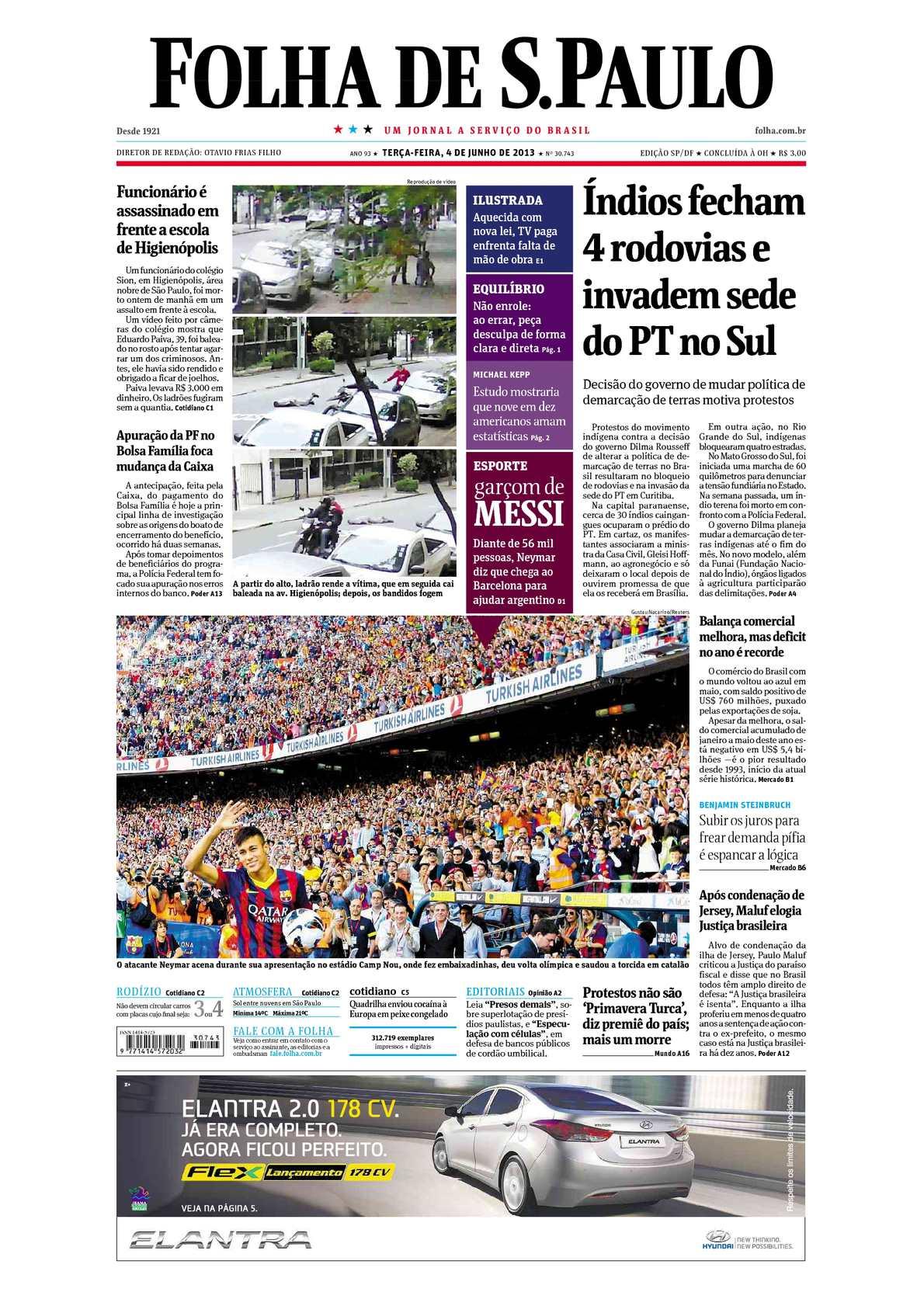Calaméo - Folha de São Paulo 04-06-2013 792debefbf