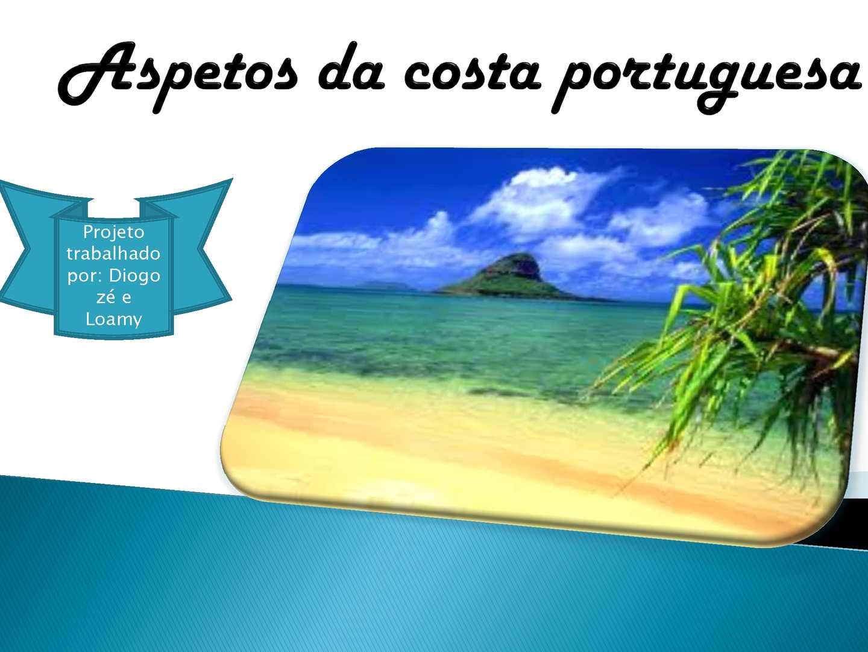 Aspetos da Costa Portuguesa