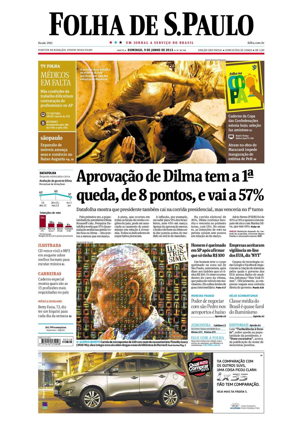 895dca5a0 Calaméo - Folha de São Paulo 09-06-13