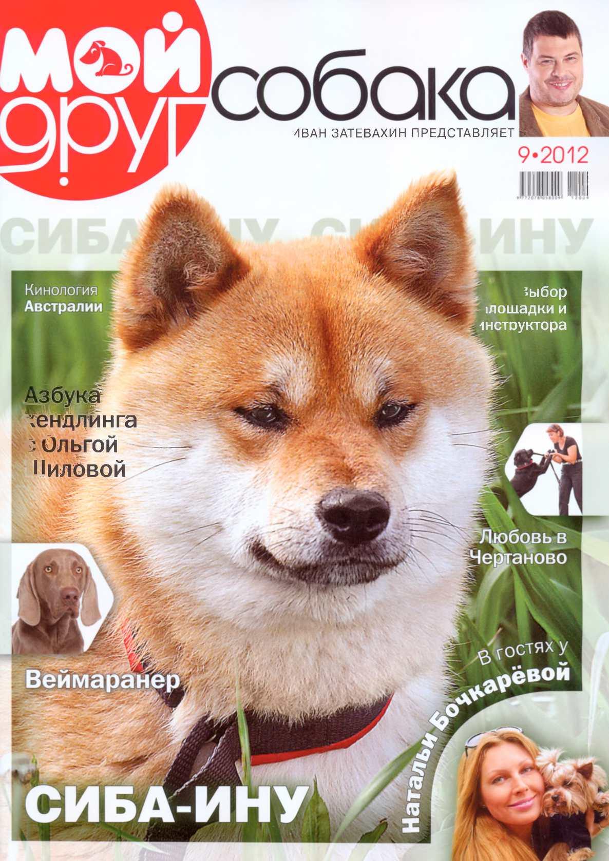 журнал мой друг кошка 2012