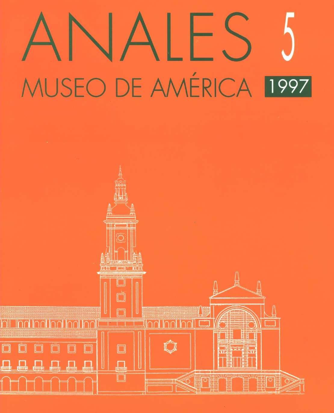 Calaméo - Anales del Museo de América 5 (1997)