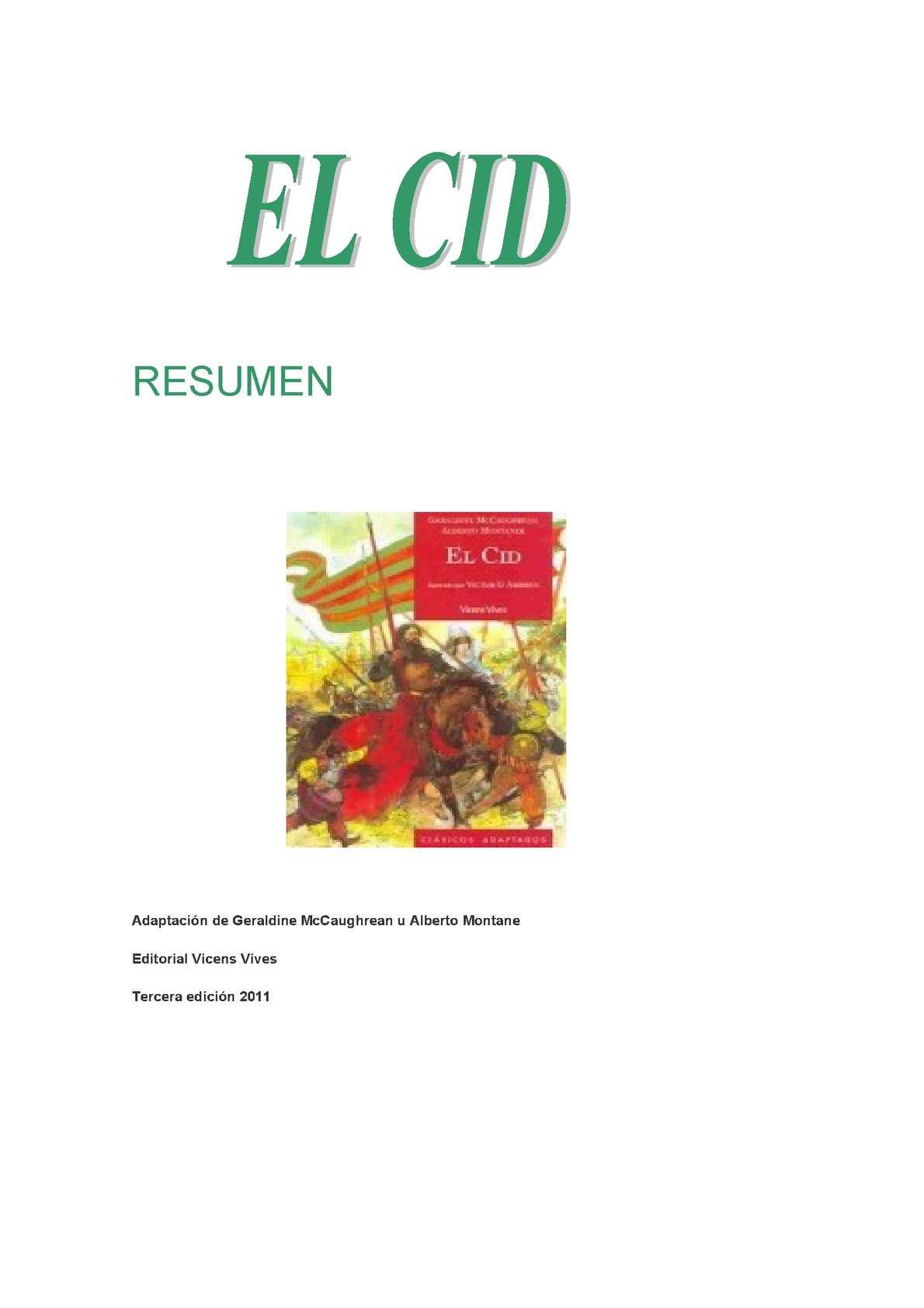 Resumen del Cid.doc