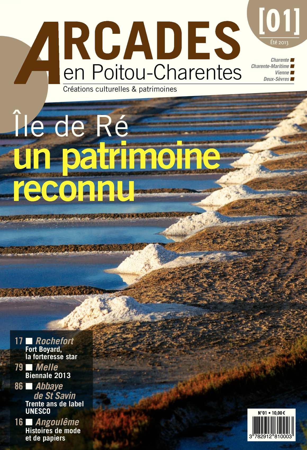 ARCADES en Poitou-Charentes #1