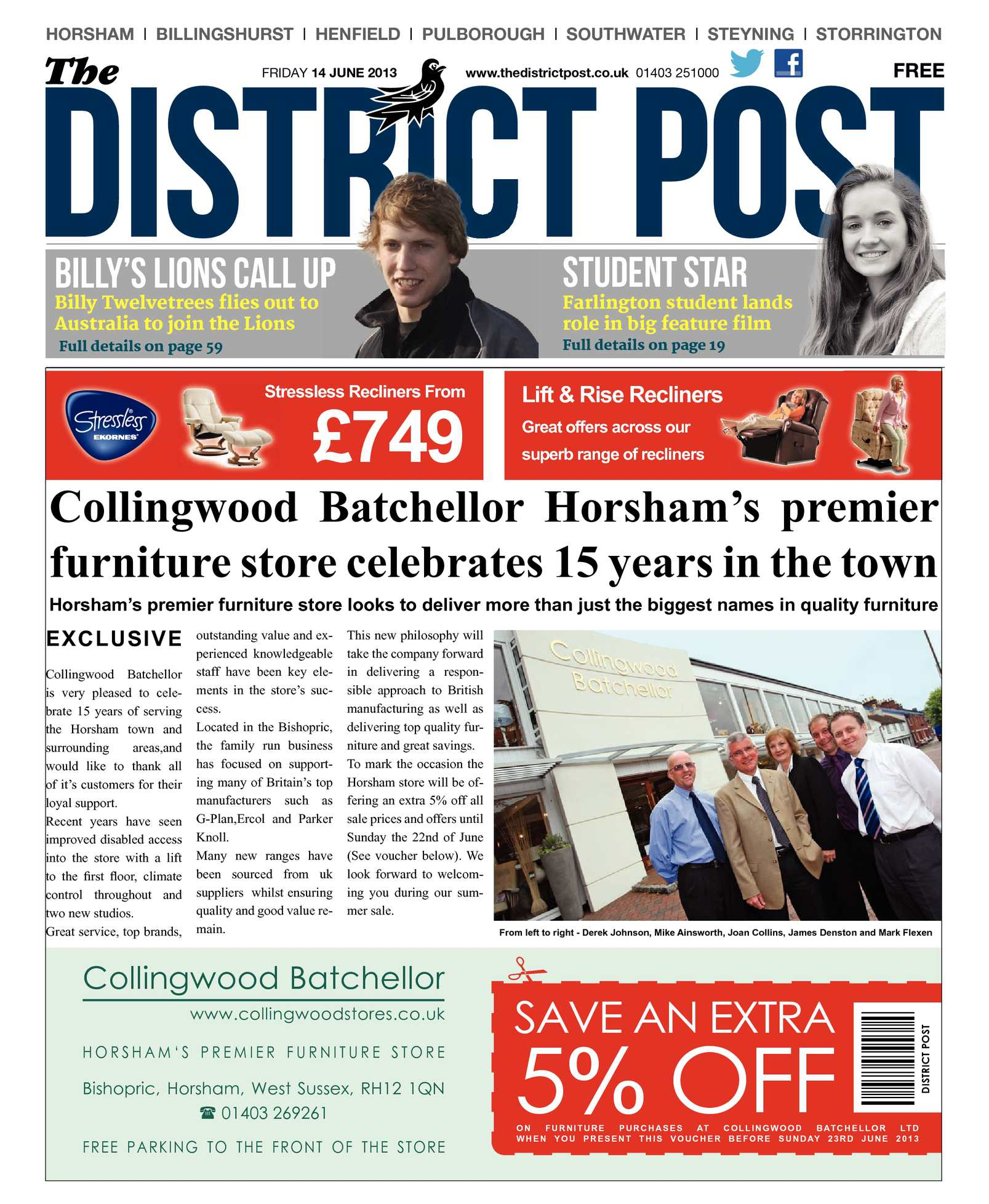 Flooring Companies Horsham: The District Post