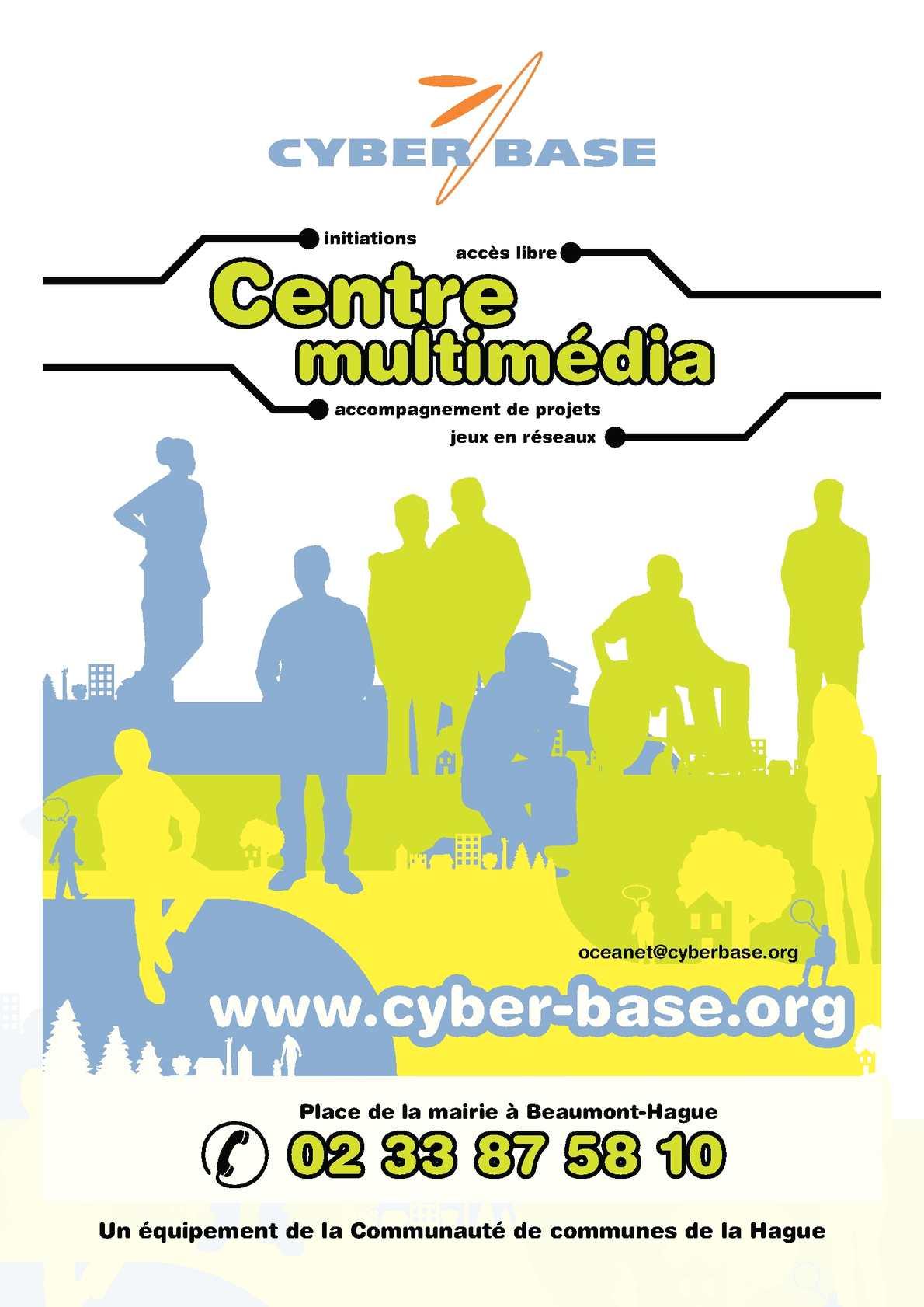 Plaquette cyber-base