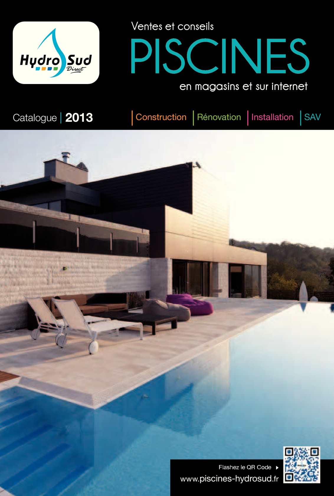 Calam o hydrosud catalogue 2013 for Catalogue piscine