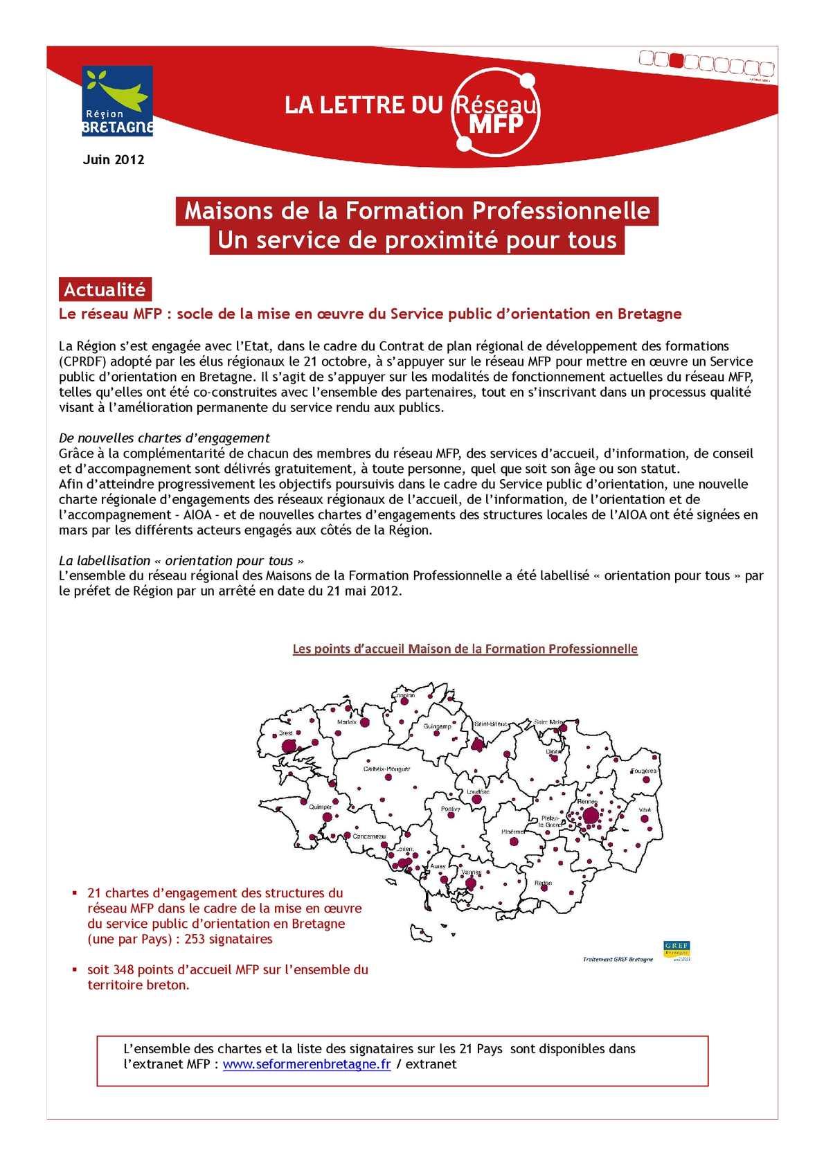 Calaméo - Lettre d information réseau MFP - Juin 2012 17ed75150130