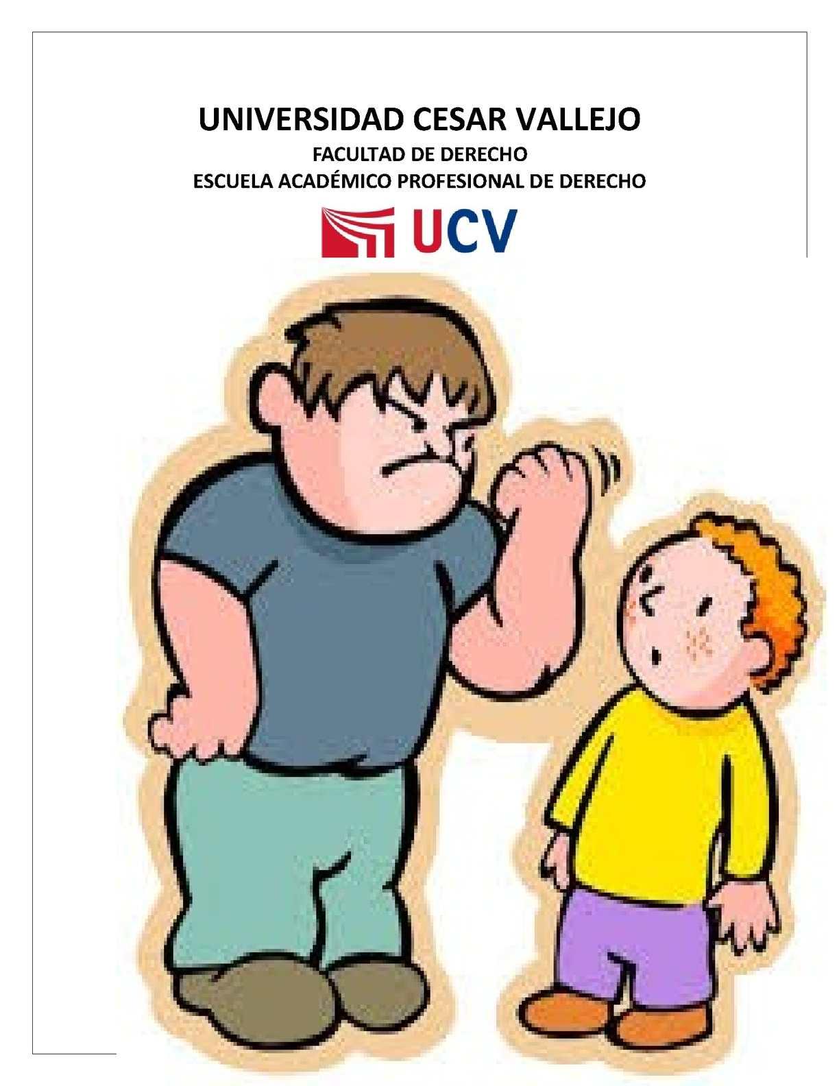Calam o bullying escolar - El bulin de horcajuelo ...