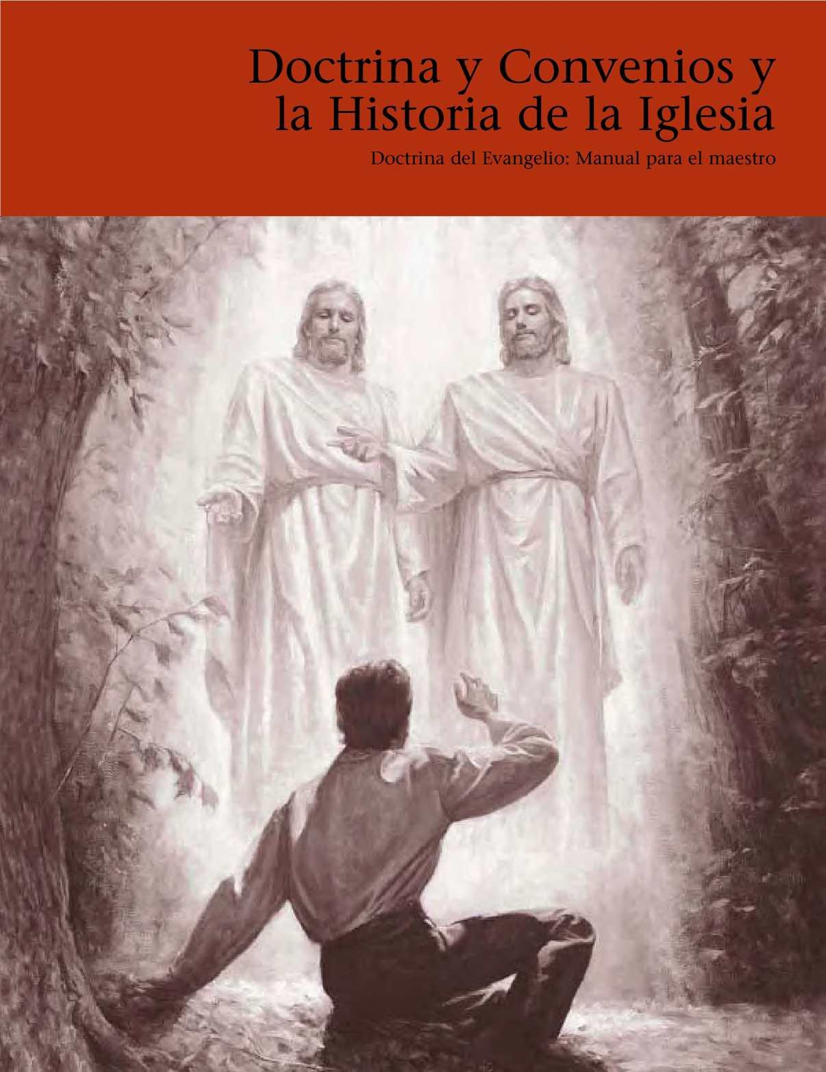 Calaméo - Doctrina y Convenios