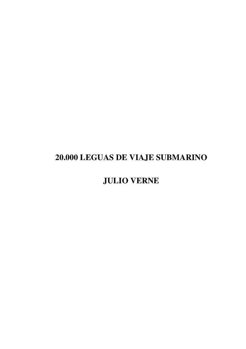Calaméo - JULIO VERNE-Veinte mil leguas de viaje submarino