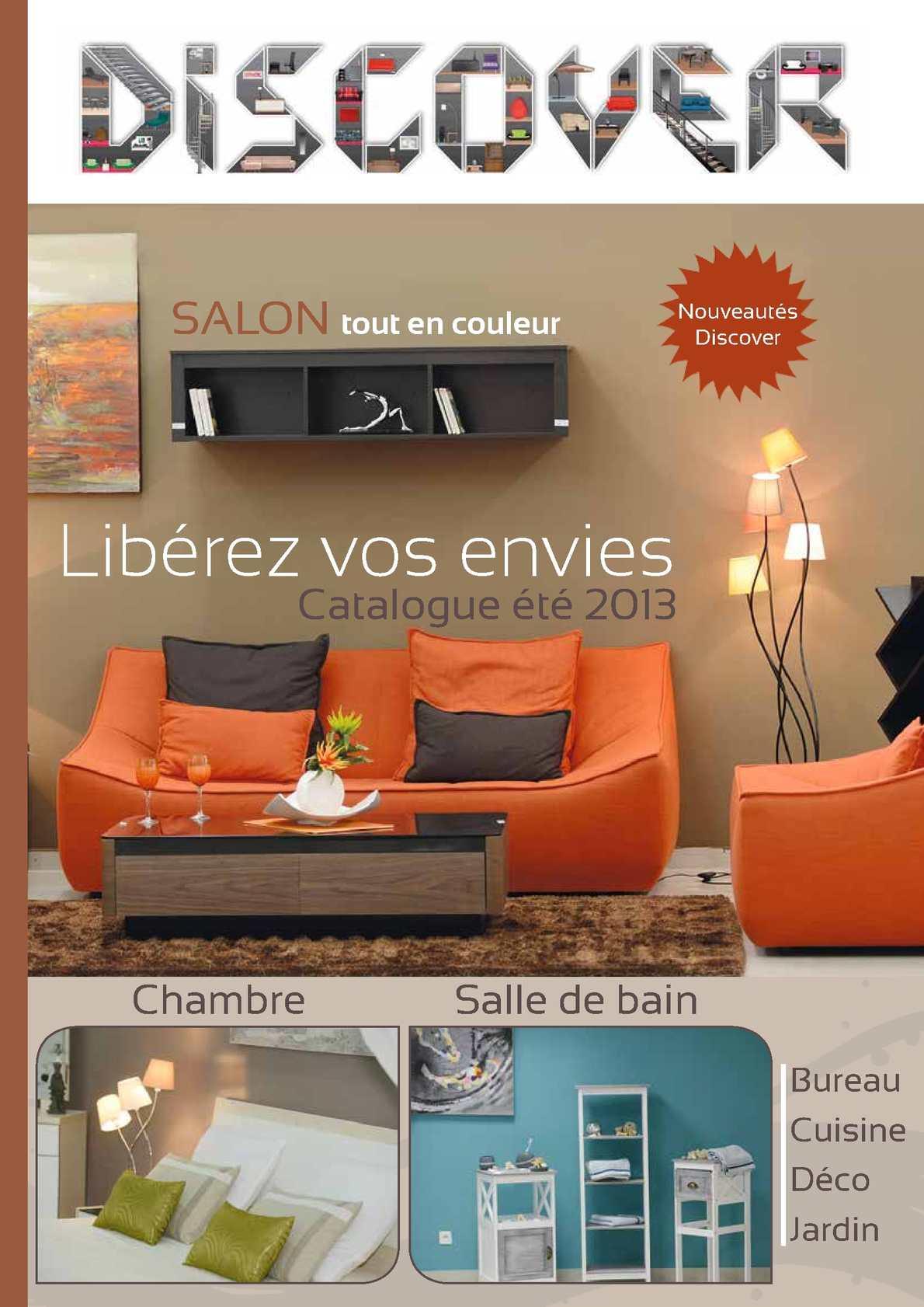 Calaméo - Catalogue Discover été 2013 à télécharger