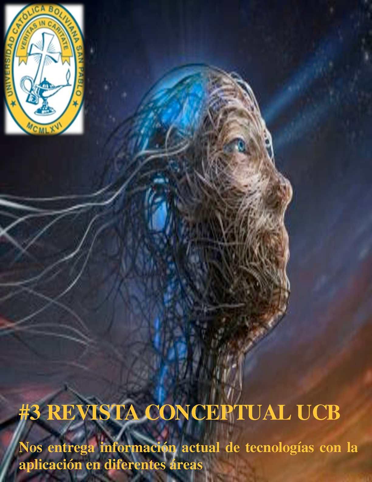 Calaméo - Revista Conceptual # 3 UCB