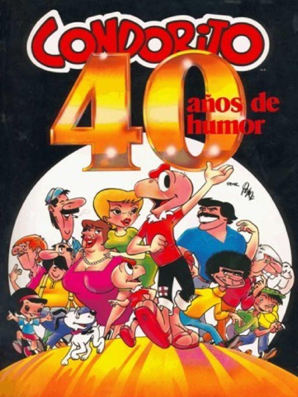 Condorito comic