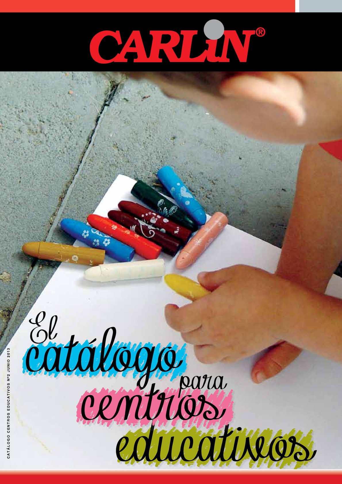 Catálogo centros educativos