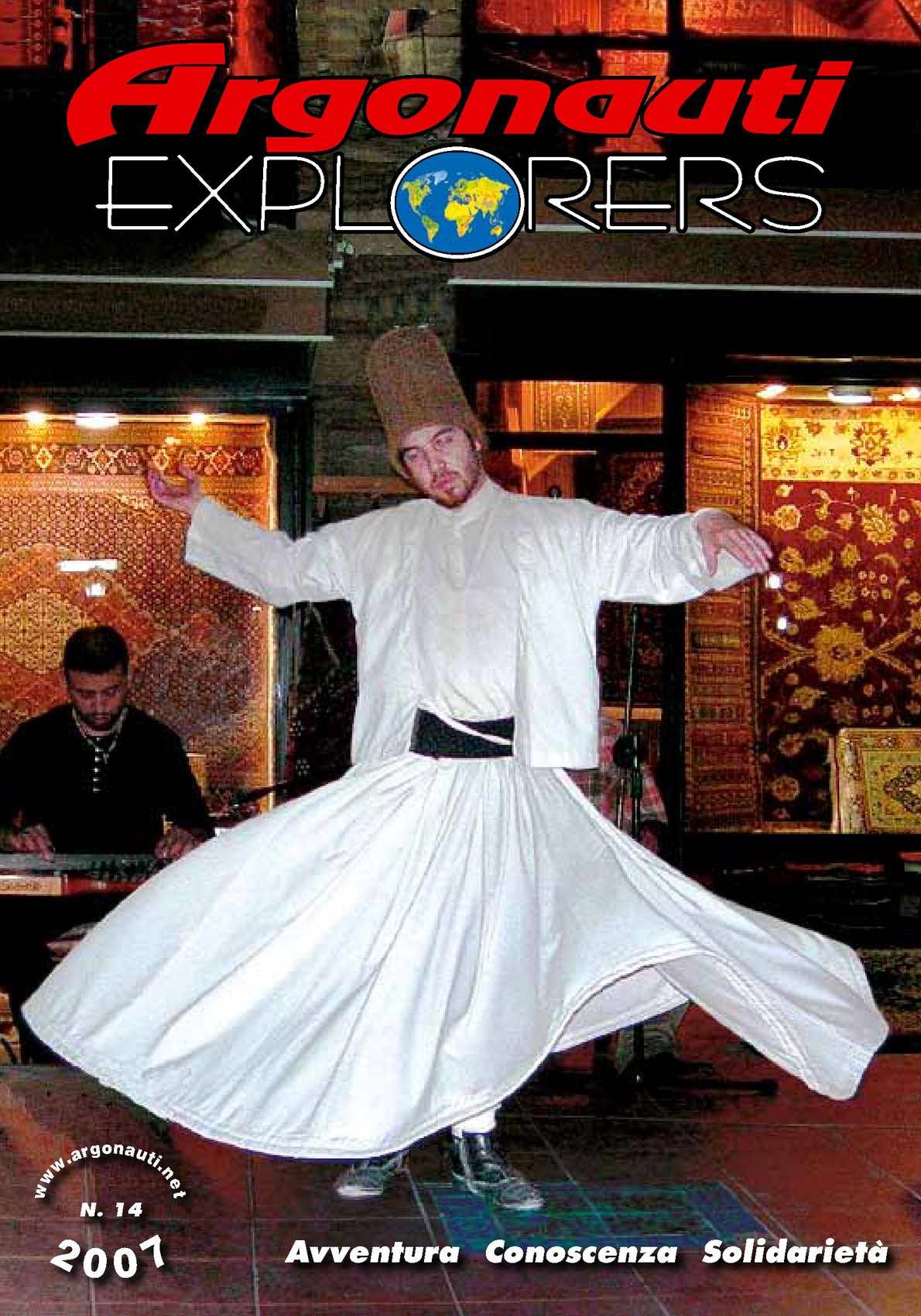 ARGONAUTI EXPLORERS n 14 - 2007