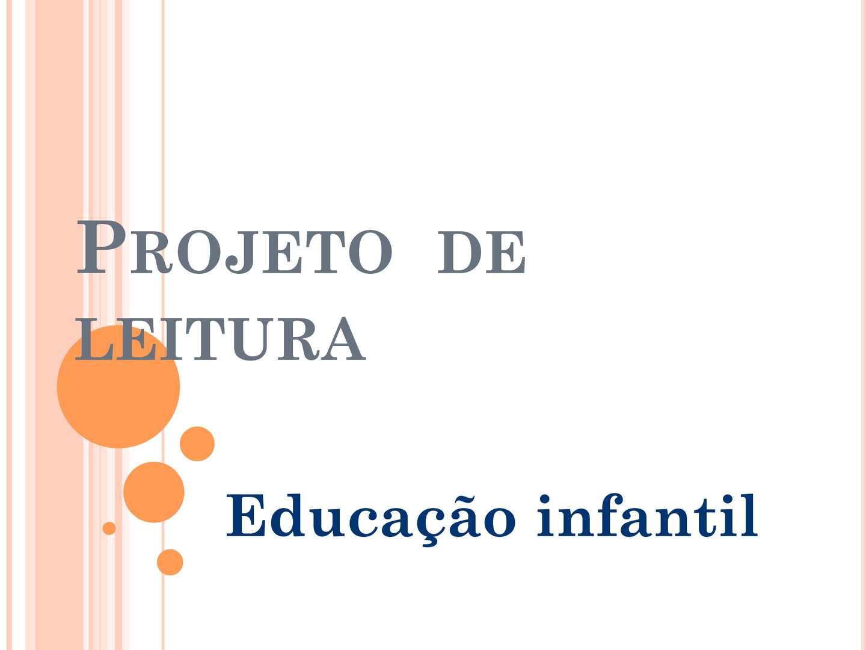 Amado Calaméo - Projeto de Leitura - Educação Infantil JD05