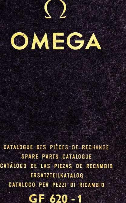 omega GF 620-1