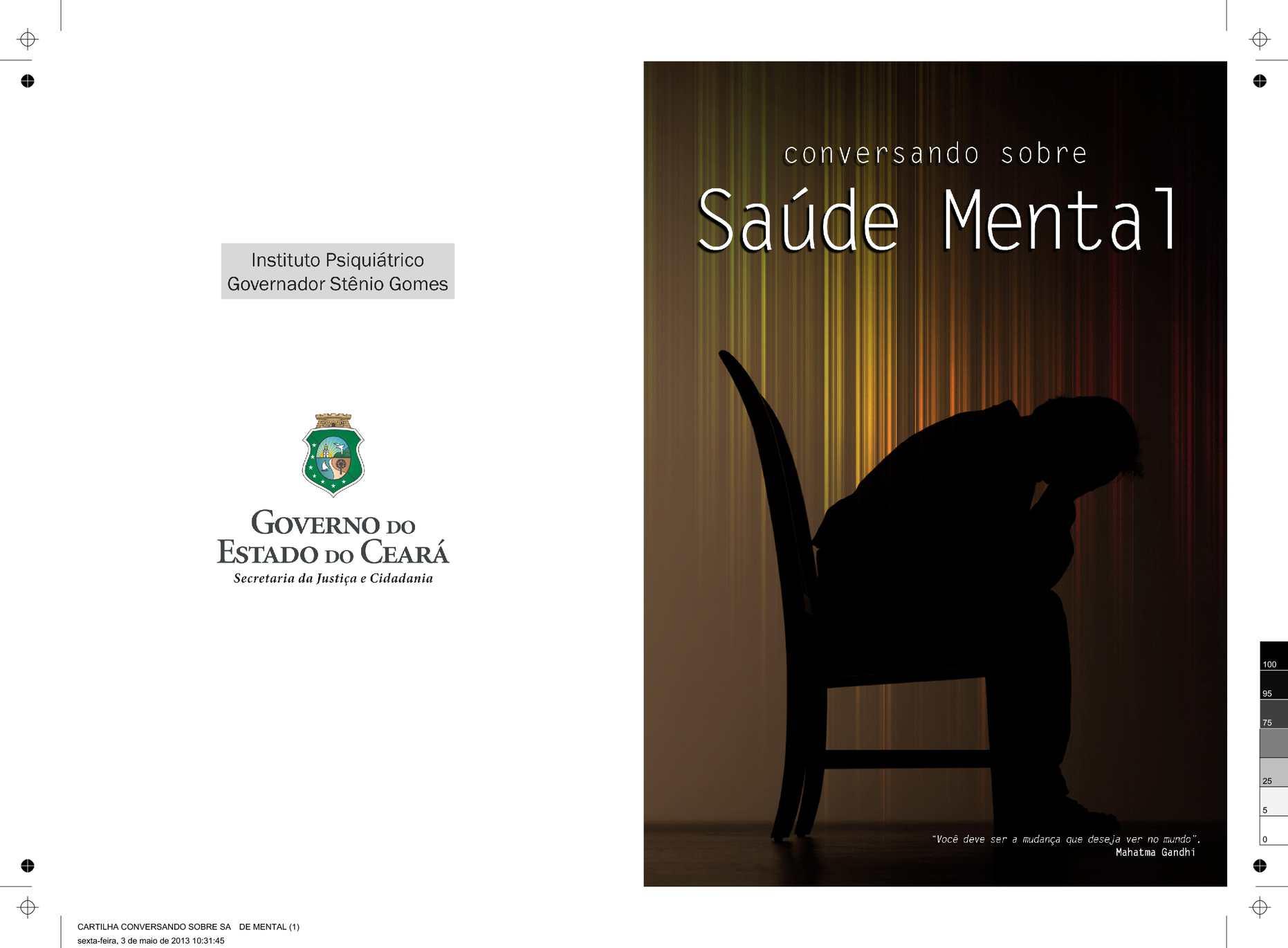 Conversando sobre Saúde Mental